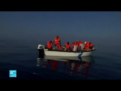 إنقاذ 40 مهاجرا قبالة صفاقس التونسية حاولوا التوجه إلى إيطاليا  - نشر قبل 2 ساعة