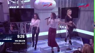 Natalia Oreiro performing United by Love - Radio Europa Plus, Moscow - 5.6.2018