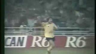 AEK - REAL MADRID 1-0 (1985) UEFA Cup