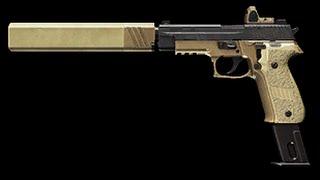 Warface GamePlay SIG Sauer P226 C | XoJIogSkiLL