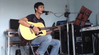 Tiếng đàn guitar (Đức Huy) Cover