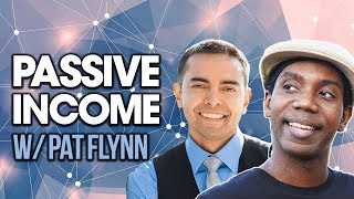 How to Make Passive Income Online with Pat Flynn