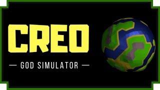 Creo - God Simulator - (Base Building God Game)