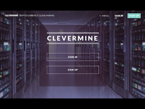 clevermine cryptocurrency cloud mining