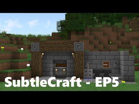 SubtleCraft Episode 5 - Sorta Simple Storage!