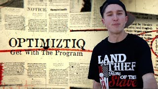 Optimiztiq - Get With The Program (Official Music Video)