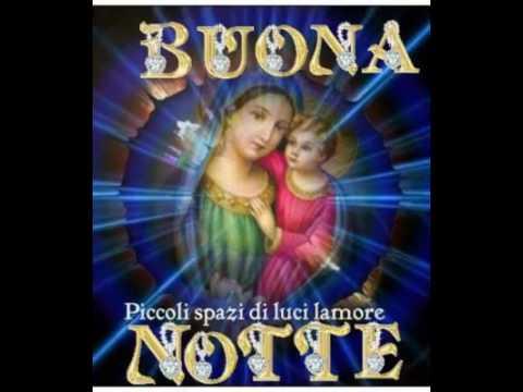 Buonanotte Con Gesu E Maria Con Gli Angeli