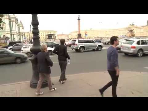 Duran Duran - Nick Rhodes & John Taylor in St. Petersburg