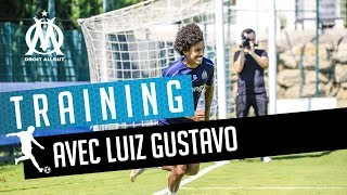 Entrainement avec Luiz Gustavo 🇧🇷