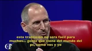 Steve Jobs explica la Era Post-PC
