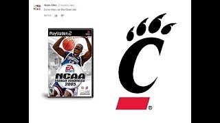 Playing as the Bearcats | NCAA March Madness 2005 Ep.1
