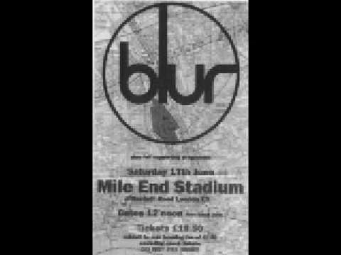 Blur - Badhead (Live At Mile End Stadium, London)