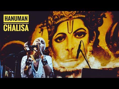 Shanti People - Hanuman Chalisa (Lyric Video)
