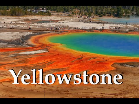 Yellowstone natural wonder of northwest USA