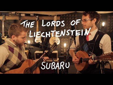 Lords of Liechtenstein - Subaru (Live @ The Sanctuary)
