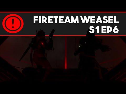 Fireteam Weasel Ep. 6: Finale Perfected (Destiny Machinima)