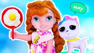 Playing with Baby dolls, Are you sleeping song for kids Learn colors for children & Nursery rhymes