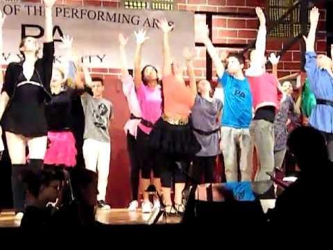 FAME, The Musical--Mount Saint Joseph Academy, Flourtown, PA--Phenomenal Show!