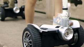chic-ls advertisement two wheels self balancing scooter.mov