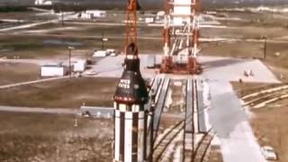 Project Mercury: Mercury-Redstone 1 Launch - 1960 NASA Educational Documentary - WDTVLIVE4