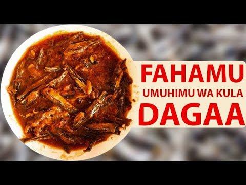 Fahamu Umuhimu Wa Kula Dagaa Na Faida Zake Mwilini