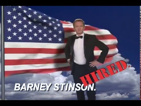 Lovely Barney Stinson Video Resume Awesome Quality Intended For Barney Stinson Video Resume