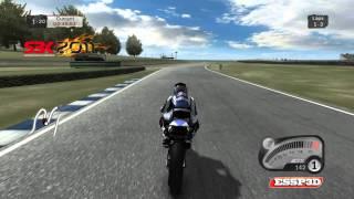 # 31 - SBK 09 vs SBK 11 _ - Sunny - Rainy - _Circuit: Philip Island - Gameplay Full HD [1080p]