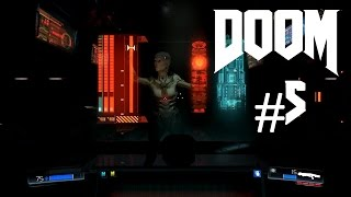 Doom Campaign #5 - Elderly Minority Report wannabe