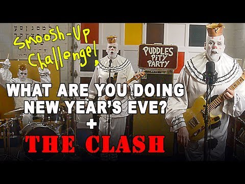 What Are You Doing New Year's Eve / The Clash Smoosh-Up Challenge