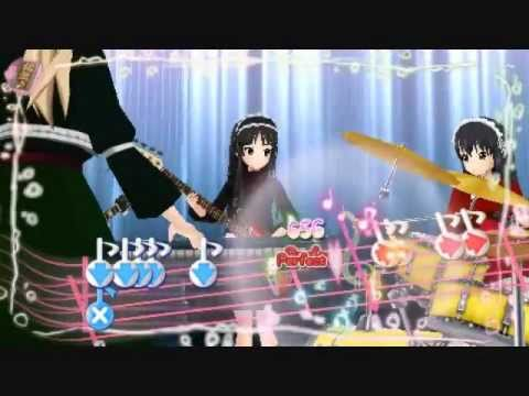 Hello Little Girl - Mio (K-On! Houkago Live!!) Hell Mode