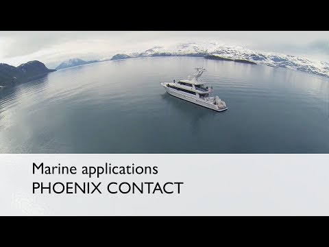 S3 Maritime assembles high-functioning, self-sustainable yacht solution – Phoenix Contact