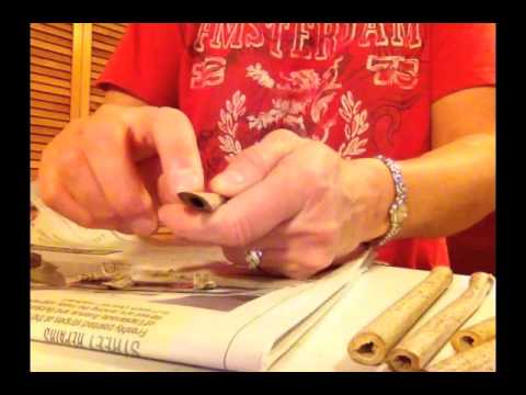 Make a Reed Pen