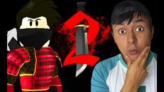 ROBLOX THE VENGANZA IS SERVED FRI? Roblox Murder Mystery 2 - ManoloTEVE