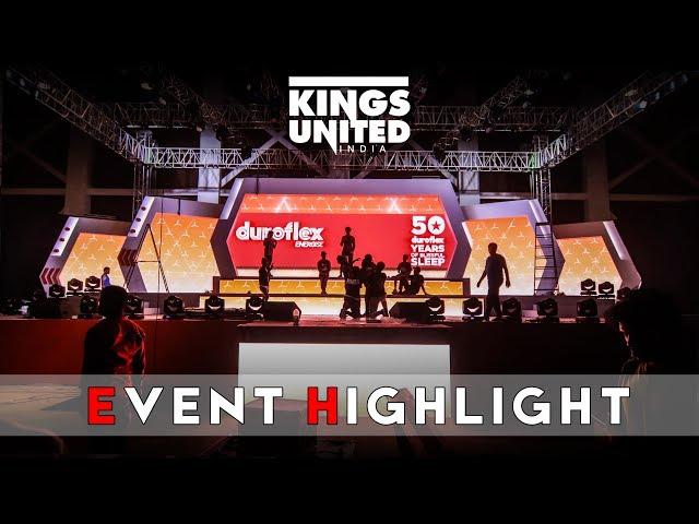 Kings United | Duroflex | Hyderabad Show | Highlight