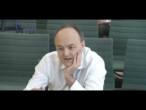 Dominic Cummings FIERY Brexit row over EU membership cost