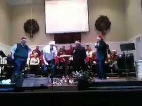 The Harmony 4 Quartet Sings Christmas Carols of Love