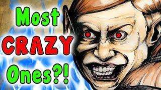 Top 10 Craziest Zelda Characters! (the Legend Of Zelda Series)