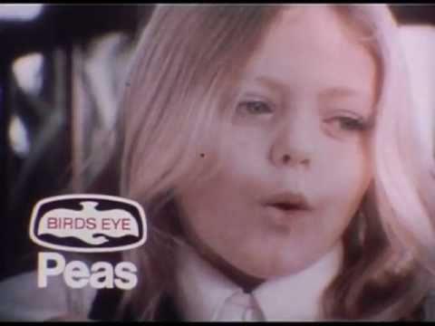 Birds Eye Peas Ad Patsy Kensit