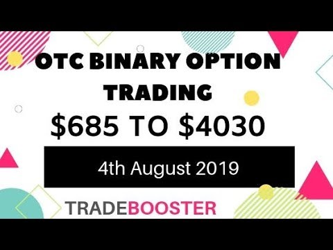 What does otc stand for binary trading