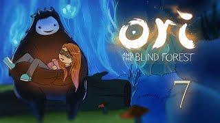 ❀ Прохождение Ori and The Blind Forest ❀ - 7th - Туманный лес