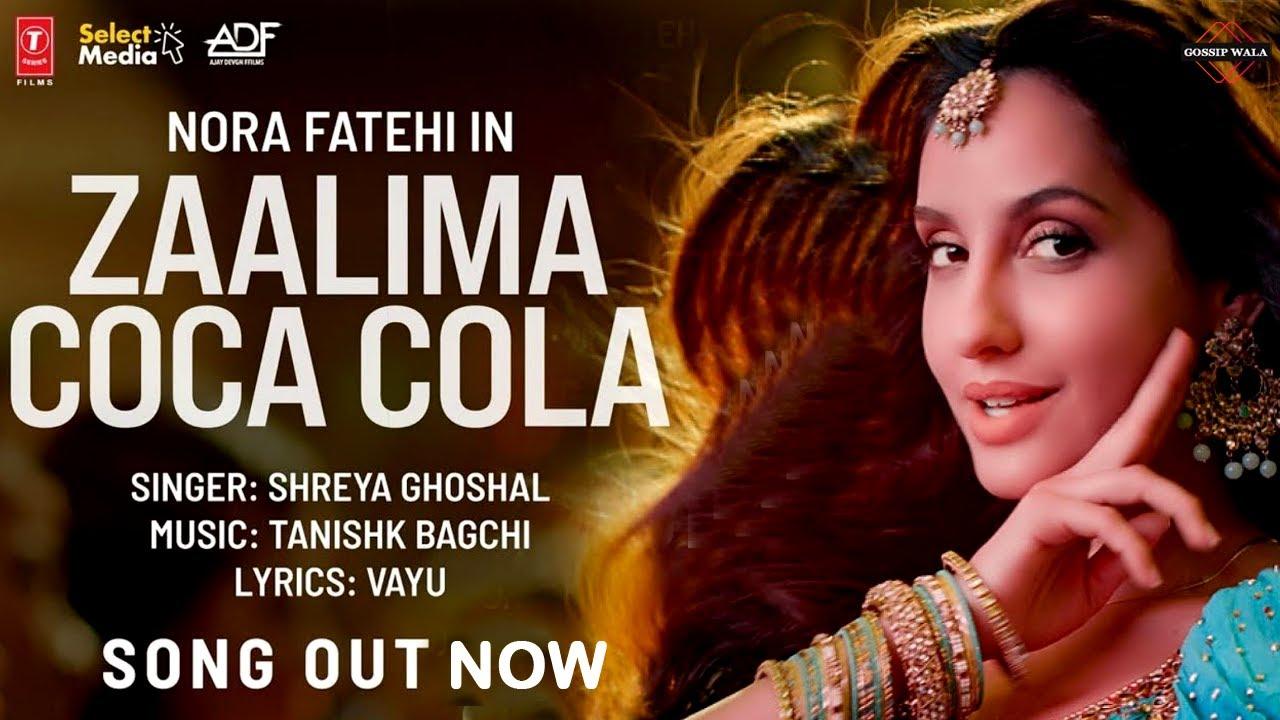 Zaalima Coca Cola – Bhuj Mp3 Hindi Song 2021 Free Download