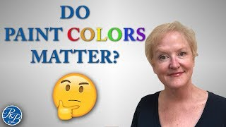 Episode 26: Does Paint Color Matter?