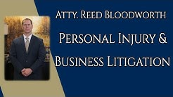 Who is Orlando Florida Attorney Reed Bloodworth?