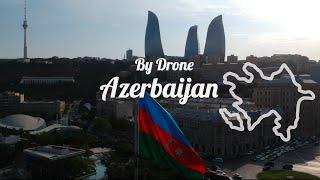 Azerbaijan, Baku by Drone