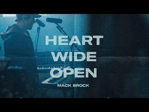 Mack Brock - Heart Wide Open (Audio Only)