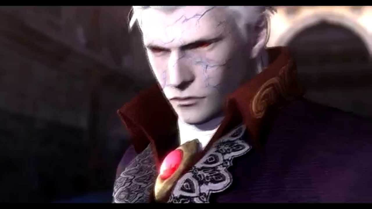 Cutscenes Corrupted Vergil Devil May Cry 4 Special Edition Youtube
