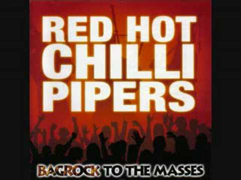 Rockin' All Over The World - The Red Hot Chilli Pipers