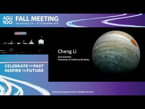 Press Conference: Another Giant Polar Cyclone: Juno Science Results Since Jumping Jupiter's Shadow