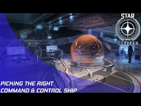 Star Citizen: Picking the right Command & Control Ship!