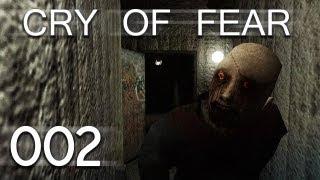 Let's Play Cry of Fear #002 [Deutsch] [HD+] - Nachtmahr Nachbar